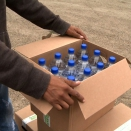 Marten Falls spends over a million dollars a year on importing bottled water.